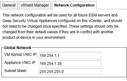 Konfiguration der 169.254.1.1 als Haupt-IP-adresse