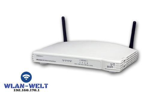 3com-router